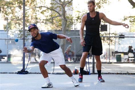 by blake griffin the standoff the players tribune what you don t know about handball the players tribune