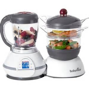 robot de cuisine b 233 b 233 nutribaby cherry de babymoov chez