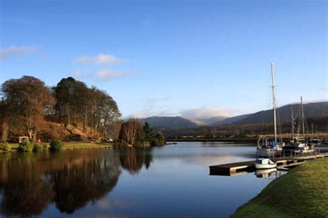 fishing boat hire loch ness boat hire in scotland boating holidays