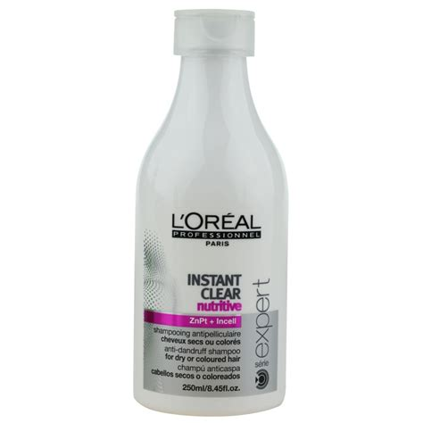 Sho Loreal Anti Dandruff l or 233 al professionnel s 233 rie expert instant clear anti dandruff shoo for and colored