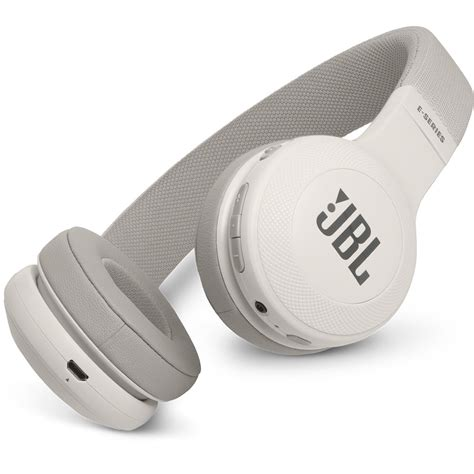 Jbl Headphone Headphone Kabel Jbl T7500a jbl e45bt bluetooth on ear headphones white jble45btwht b h