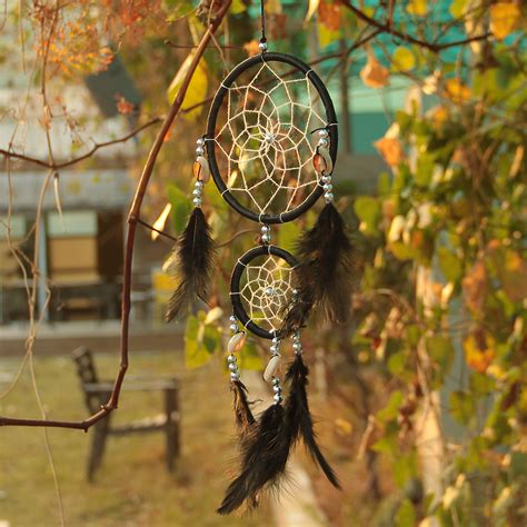 Handmade Dreamcatchers For Sale - 2016 sale handmade black catcher circular net