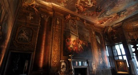 bow room burghley house bow room tm lighting bringing to light