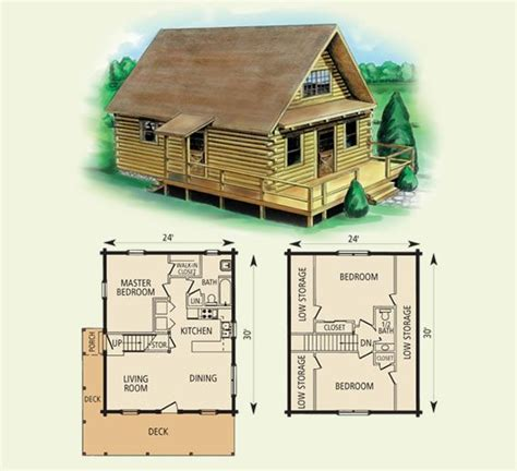 17 best ideas about cabin floor plans on small