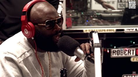 Ross Background Check Rick Ross Checks In With The Liftoff Show On Power 106 To Talk About The