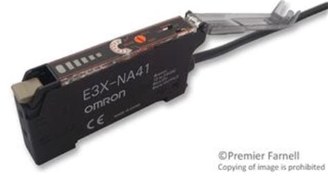 Photo Fiber Sensor E3x Zd11 Omron Original e3x na11f omron industrial automation fiber optic sensor manual e3x na series high