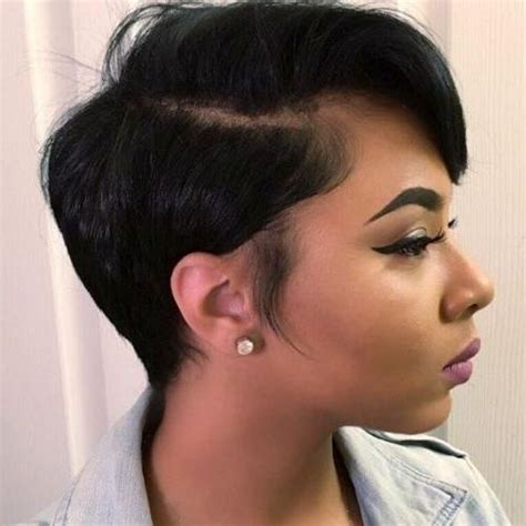 short haircuts for black women in their 20s 2018 popular short haircuts for black women with thick hair