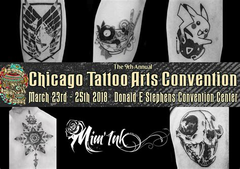 tattoo convention chicago 2018 tattoo convention chicago tattoo collections