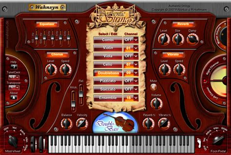 Vst The Orchestra kvr authentic strings by wahnsyn strings orchestral vst plugin