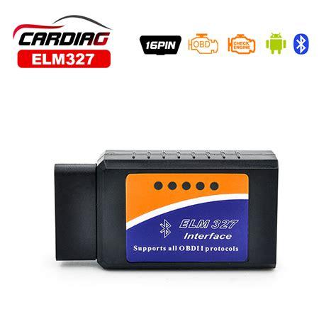 Car Diagnostic Obd2 Obdii Elm 327 V 15 Wifi Scanner Original elm 327 bluetooth v2 1 interface work on android torque elm327 bluetooth obd2 obd ii car