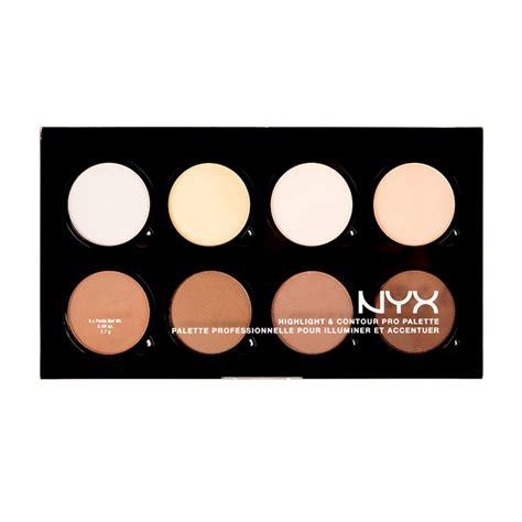 Nyx Palette nyx professional makeup highlight contour pro palette 16