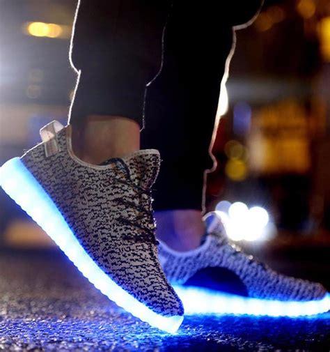 yeezy light up shoes wholesale kanye yeezy 350 led shoes light up