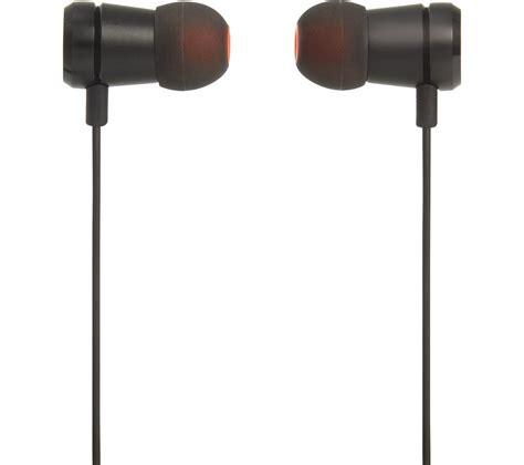 buy jbl t290 headphones black free delivery currys