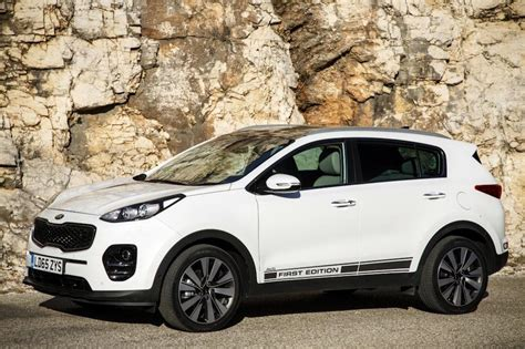 New Kia 2016 New Kia Sportage Drive Review Driving Torque