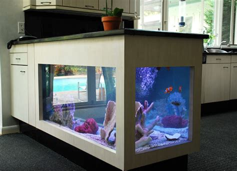 If It's Hip, It's Here (Archives): No Room For An Aquarium