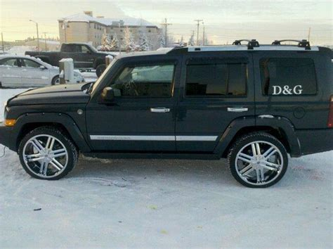 Jeep Commander Sport Jeep Commander Information And Photos Momentcar