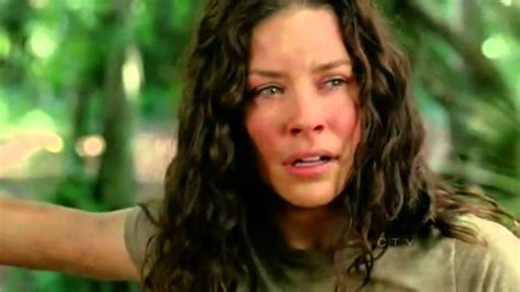 Evangeline Lilly Tries To Look Angry by Lost Evangeline Lilly Edit