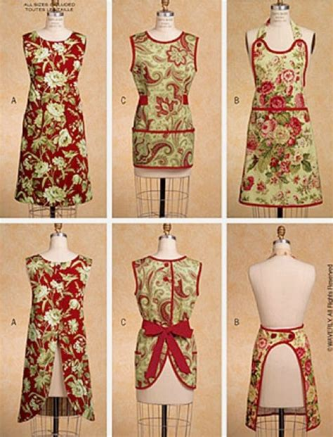 pattern for simple apron easy apron sewing pattern 3 easy waverly aprons