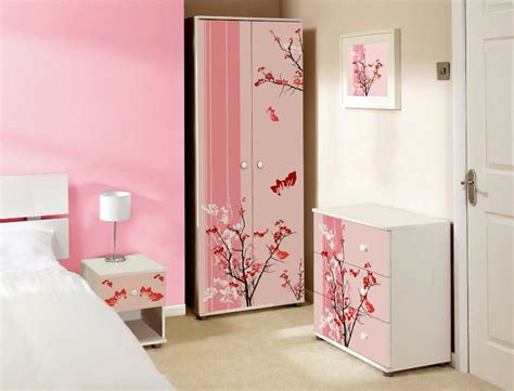 wardrobe childrens bedroom kids furniture ideas chic wardrobes for girls room kids