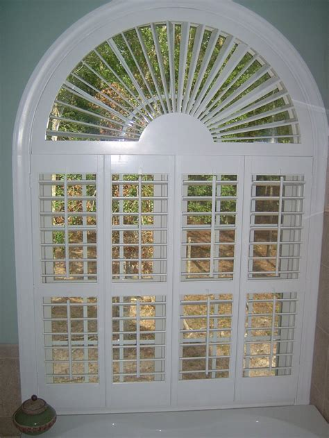 Window Treatments For Arched Windows Decor The Bedroom Moveable Arched Window Treatment Motorization