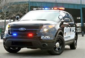 what are the new cop cars roger that ford speeds in new pursuit cars