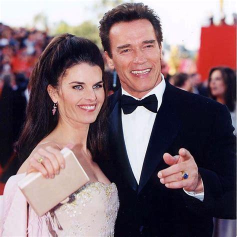 Arnold Schwarzenegger And Shriver Greatest Story by Shriver And Arnold Schwarzenegger Separate After 25