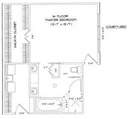 Master Bedroom Suites Floor Plans Master Suite Floor Plans Enjoy Comfortable Residence With