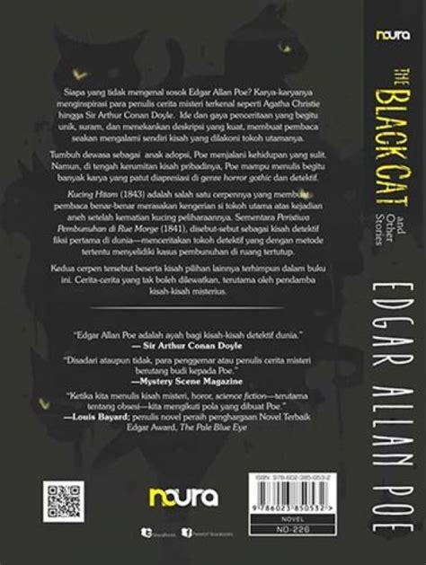 Novel Cat Dan Perang Stinkwater bukukita the black cat and other stories