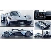 Aston Martin Valkyrie 2018  Pictures Information &amp Specs
