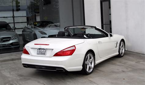 2013 mercedes sl550 for sale 2013 mercedes sl550 amg sport package stock 6026