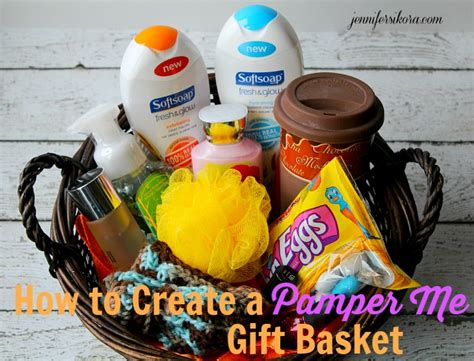 How To Make A Gift Basket With Gift Cards - how to create a per me gift basket jen around the world