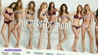megan park tall megan gale fires back at victoria s secret perfect body ad