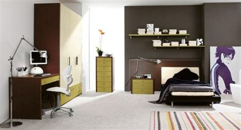 Cool Room Ideas For Teenage Guys | 40 teenage boys room designs we love