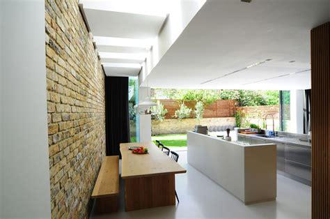 modern family home  london  bureau de change design office