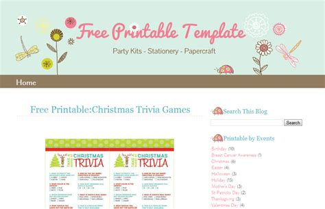 free blogger templates for commercial use free blog templates cyberuse