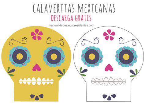imagenes de calaveras para decorar dibujos de calaveras mexicanas para imprimir y decorar