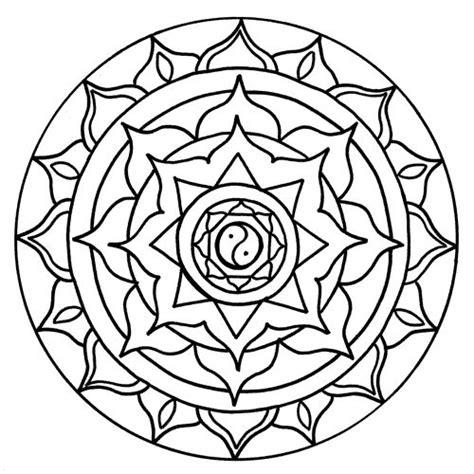 chakra mandala coloring pages mandala para colorir chakras pesquisa google mandalas