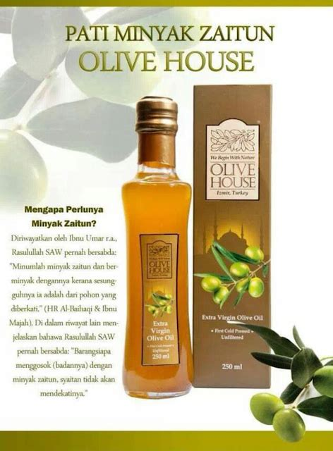 Minyak Zaitun Untuk Memasak produk olive house kandungan dan khasiat pati minyak zaitun asli olive house