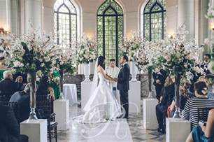 ceremonies wedding decor toronto rachel a clingen