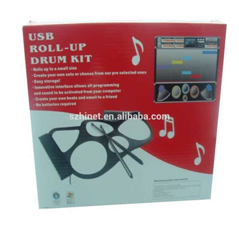 Usb Roll Up Drum Kit 2014 usb roll up drum kit with recording software buy usb roll up drum kit roll up drum kit
