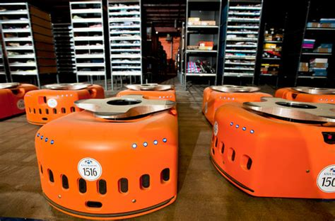 amazon warehouse robots amazon holds contest to see who s the best robot that can
