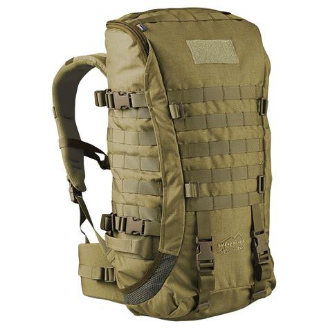 wisport zipperfox 40l rucksack coyote backpacks