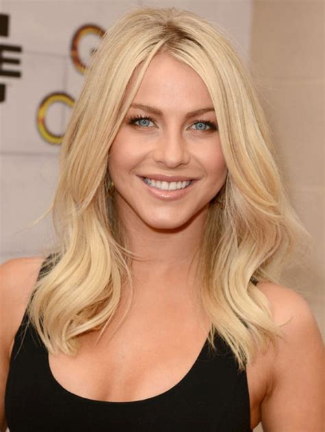 Blonde Haircuts Medium | medium blonde hair color ideas and the macthing make up