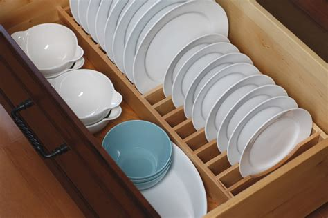 Kitchen Drawers For Dishes Clever Ways To Organize Your Kitchen Cabinets Escon Arena