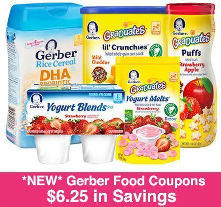 Gerber Baby Food Printable Coupons 2016 | gerber yogurt coupons 2017 2018 best cars reviews