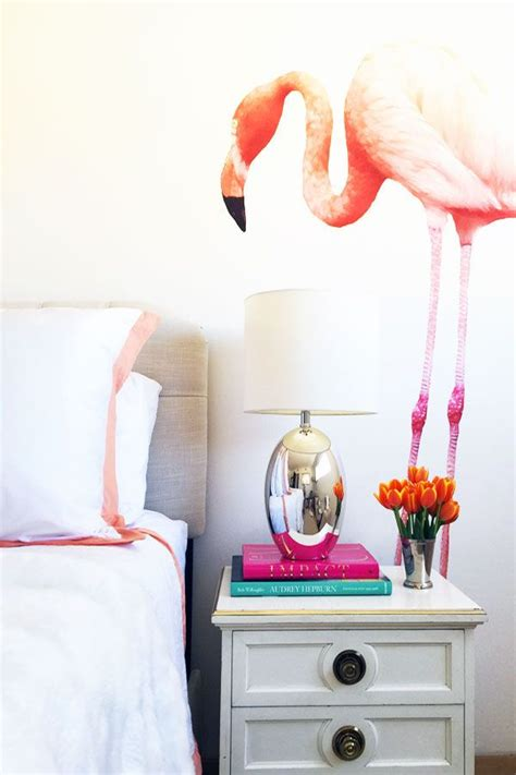 flamingo wallpaper bedroom 608 best images about retro tropical design ideas on