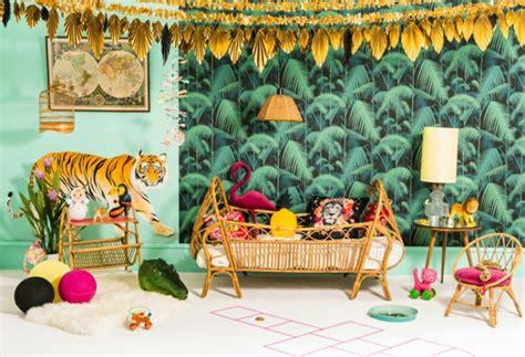 Dschungel Tapete Kinderzimmer by Dschungel Kindertapete Kinderzimmer Gestalten