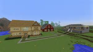 Minecraft How To Make A Barn Minecraft Speedbuild 3 Barn House Youtube