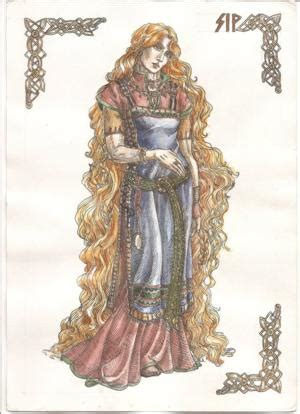 Thrud daughter of thor and sif marriage