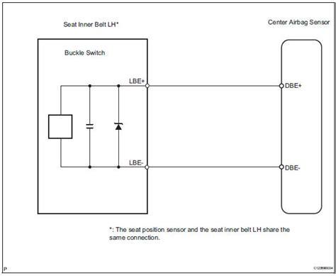 seat belt wiring diagram dodge seat belt timer wiring